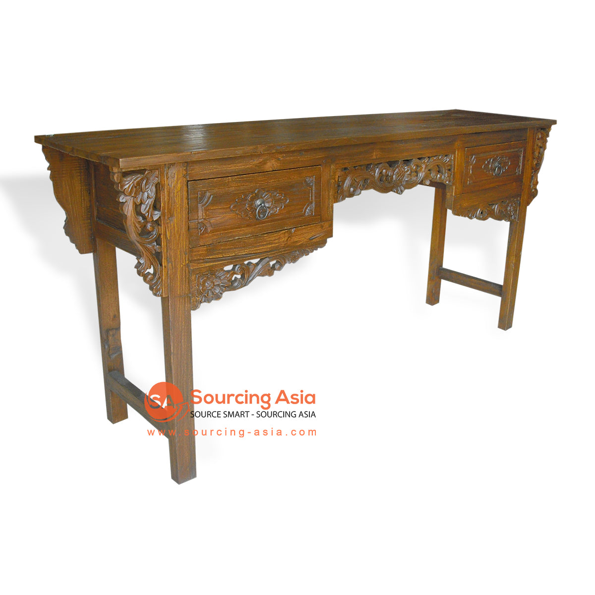 KYT10009-U CARVED CONSOLE TABLE