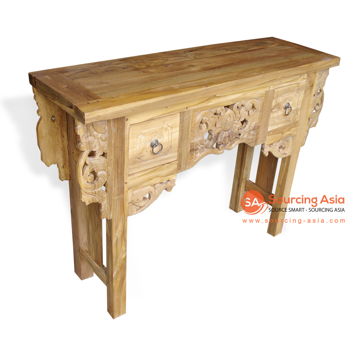 KYT10036 CARVED CONSOLE TABLE