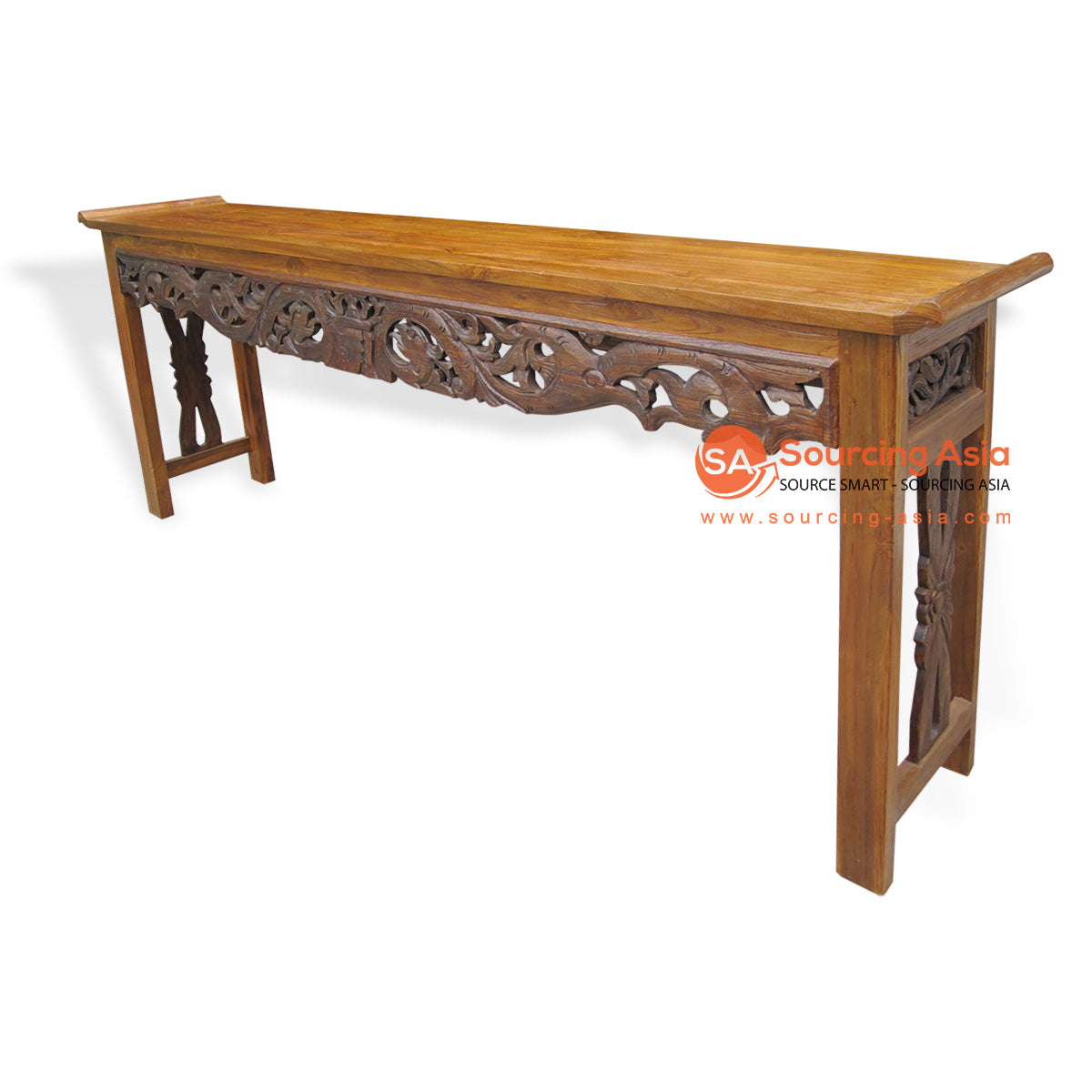 KYT10037 CARVED CONSOLE TABLE