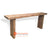 KYT153 TEAK WOOD CONSOLE TABLE