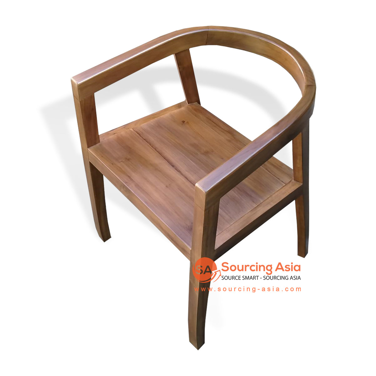 KYT156 TEAK WOOD DINING CHAIR