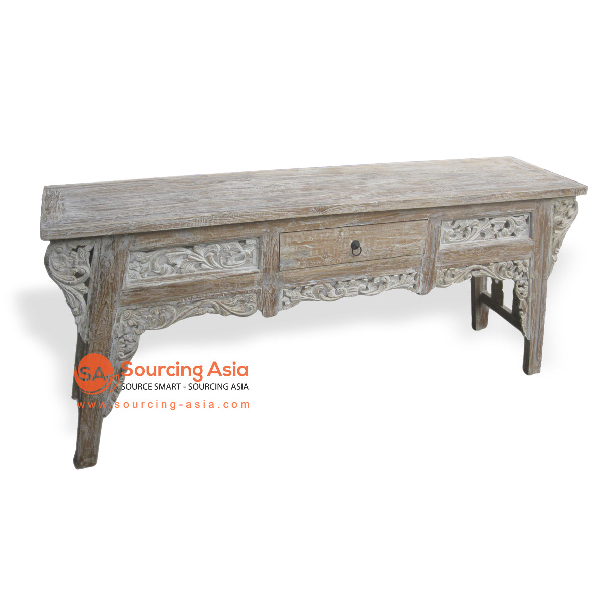 LAC022 CARVED CONSOLE