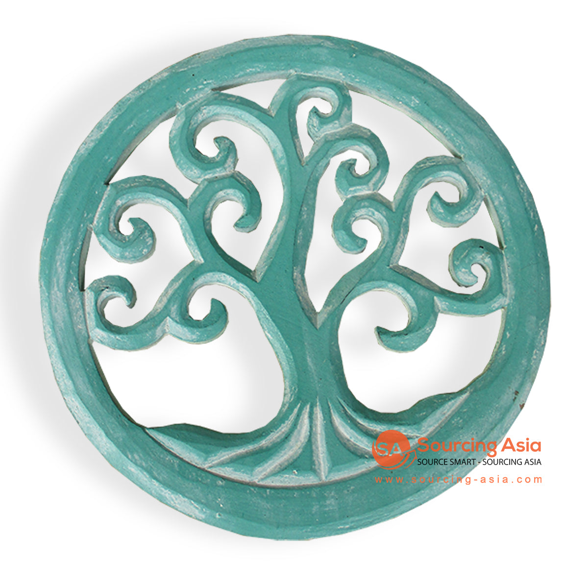 LUH013-20TU PANEL DECORATION TURQUOISE