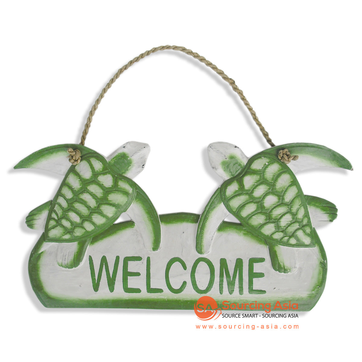 "MDC56-6 DECORATIVE SIGN ""WELCOME"""