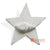 MDC78 WOODEN STAR DECORATION