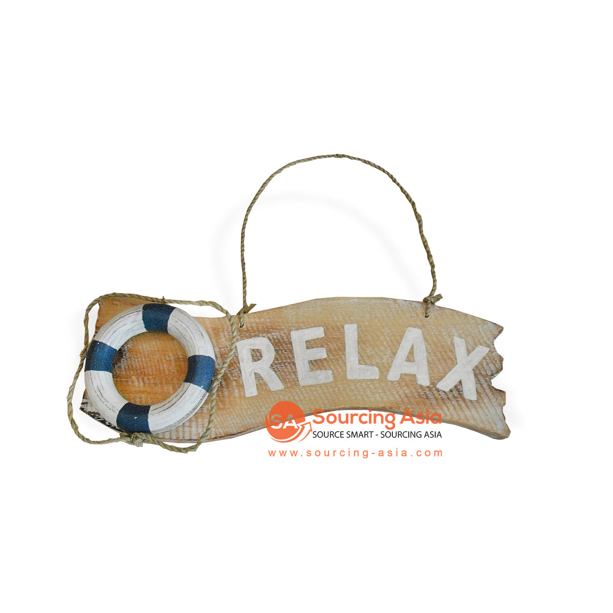 "MDC86 DECORATIVE SIGN ""RELAX"""