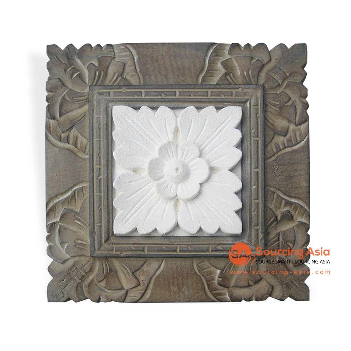 MHB027-4AG WOODEN WALL DECORATION