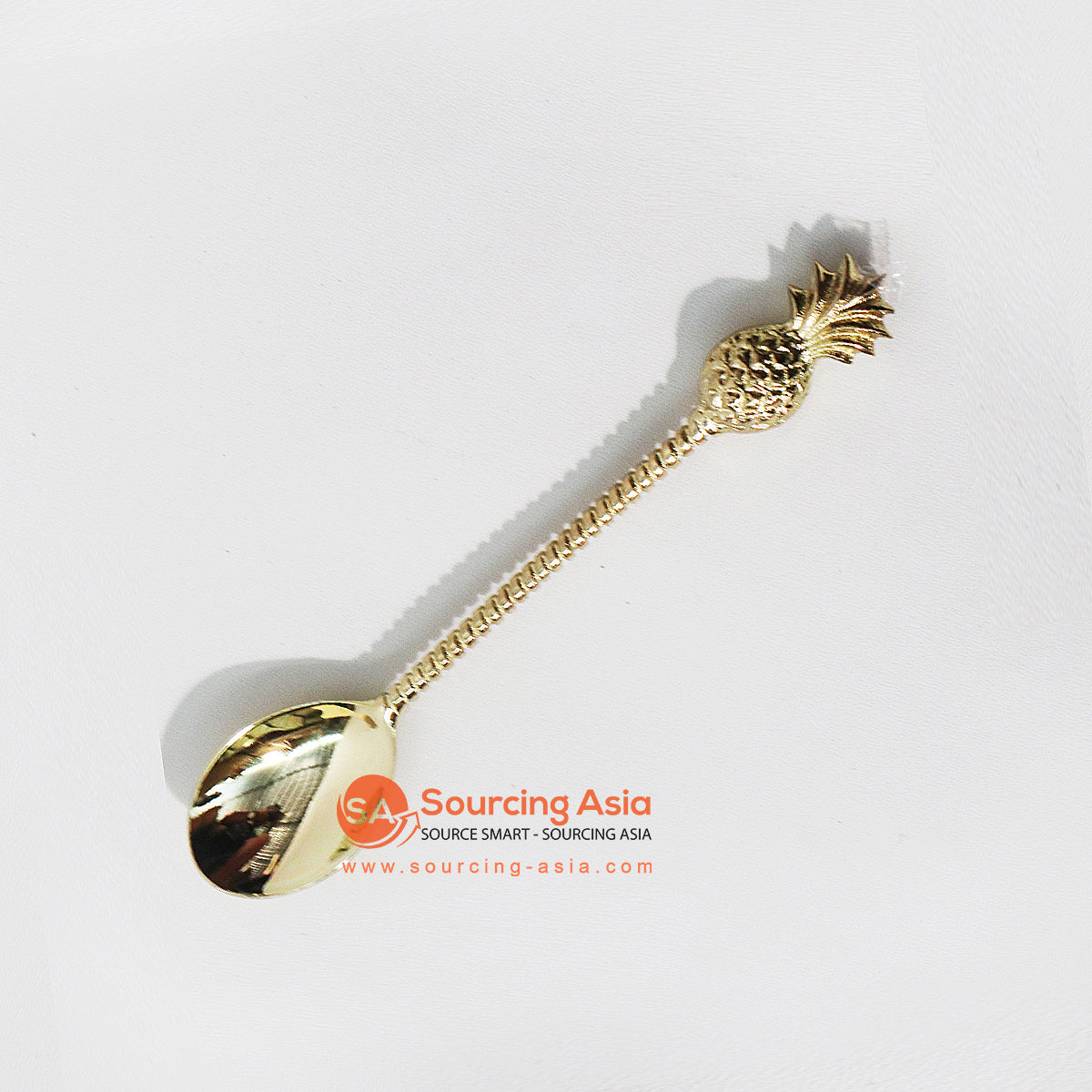 MTL001S BRONZE PINEAPPLE SPOON