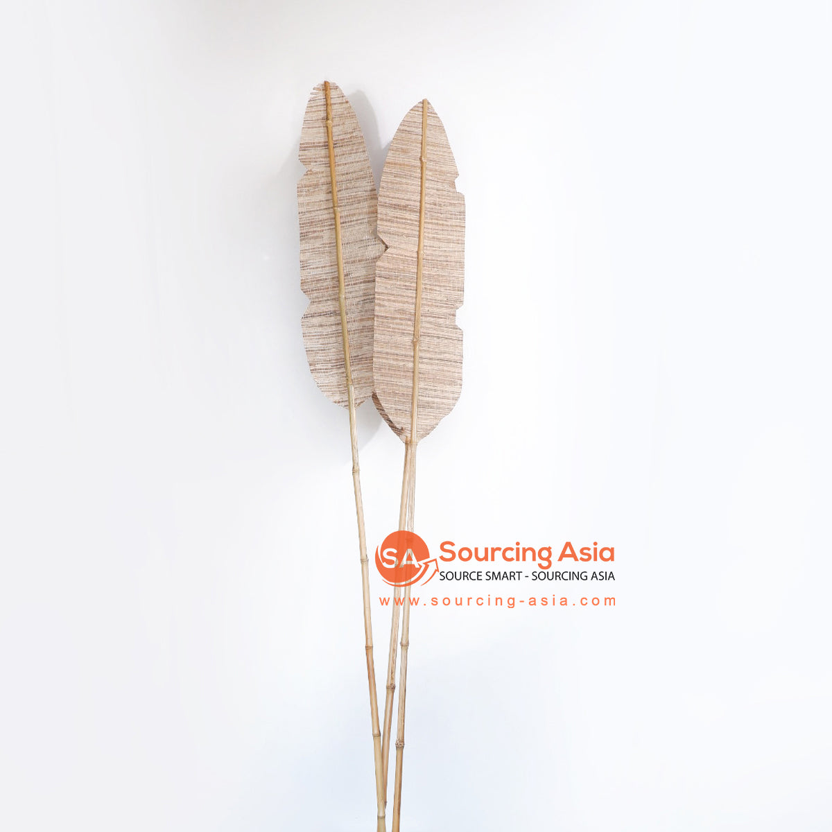 MRC283 NATURAL PANDANUS STICK DECORATION