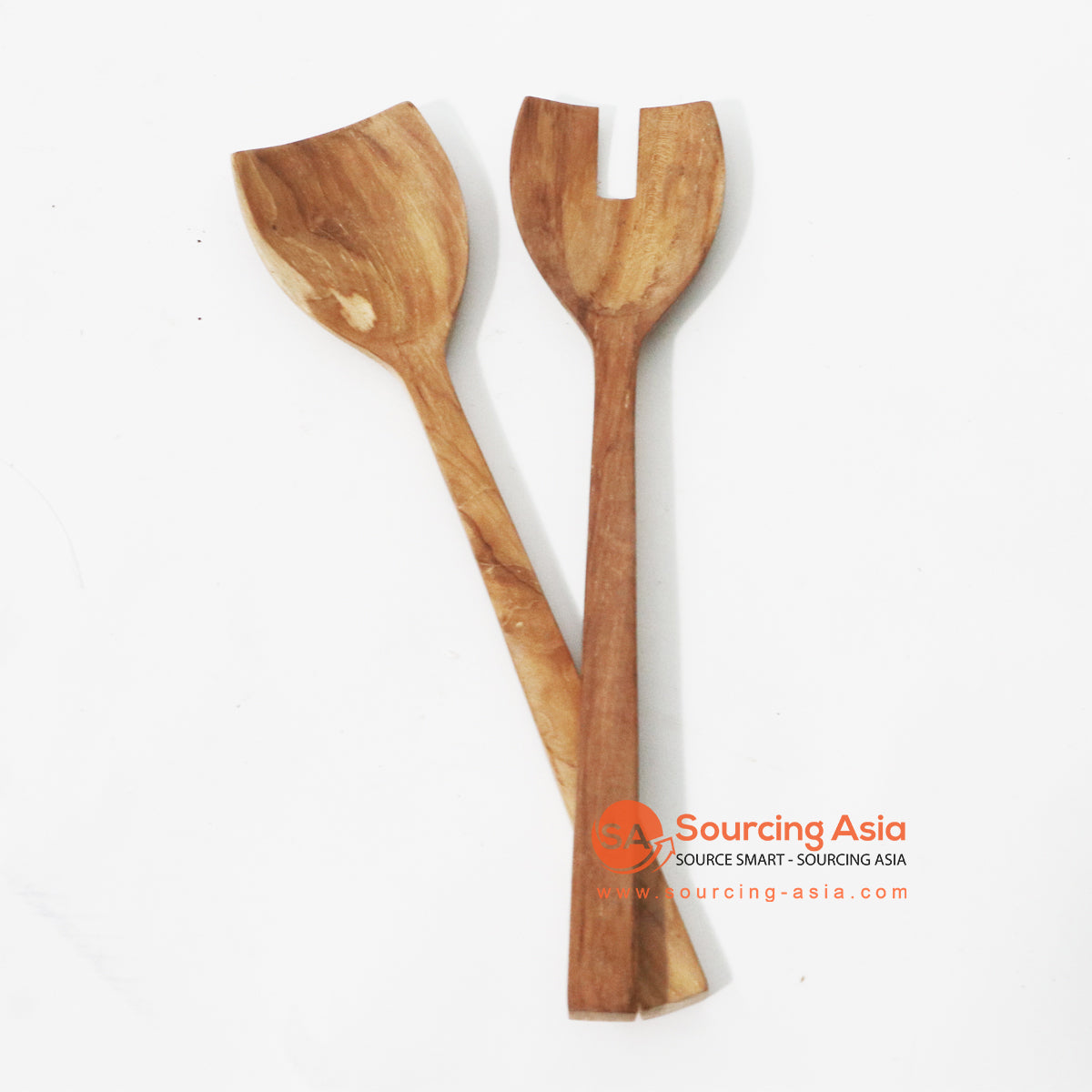 MSB007 TEAK WOOD SALAD SET