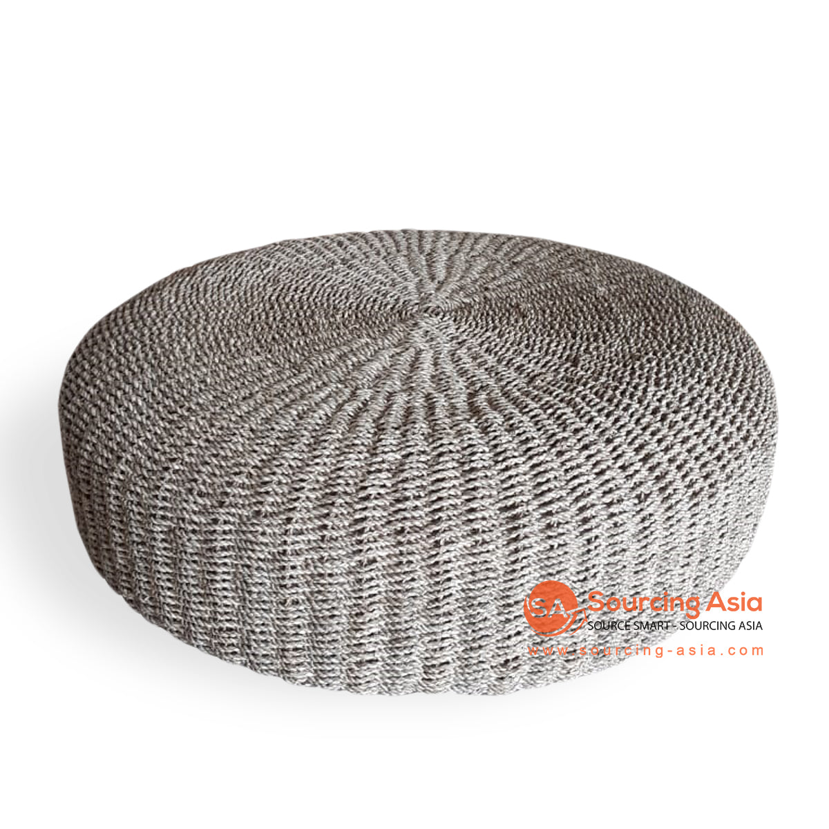 MTI028B SEA GRASS FOOT POUF