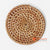 MTI113-2 LOMBOK RATTAN DRINKS COASTER