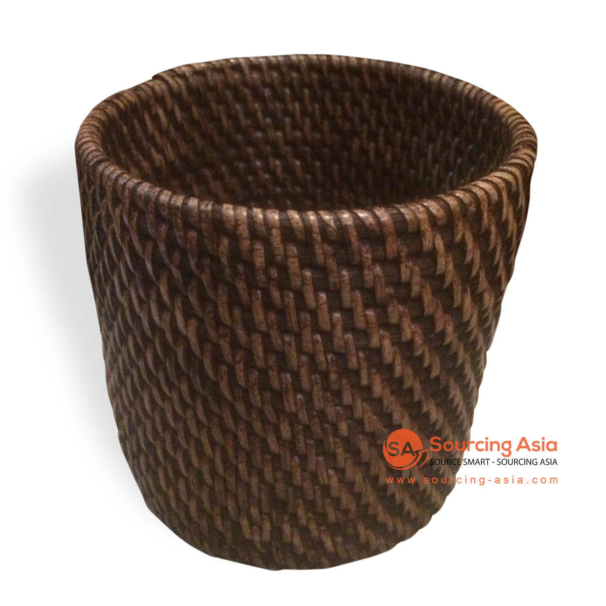 MTI117 RATTAN BOTTLE HOLDER