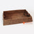 MTIC028 RATTAN TRAY WITH LEATHER HANDLE