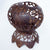 MULC025 COCONUT LAMP HOLDER