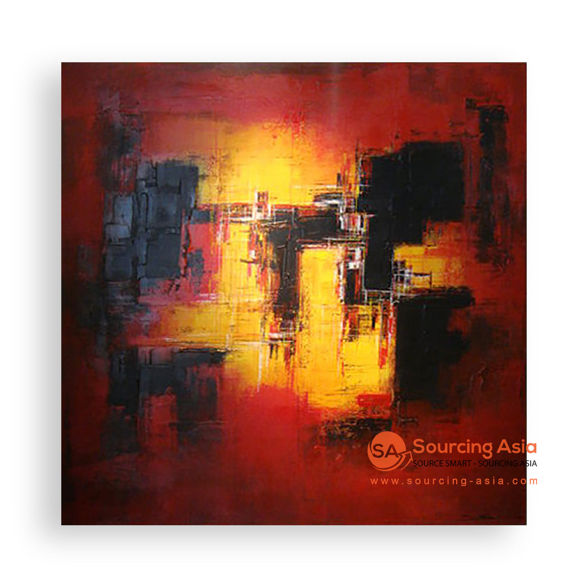 MYS212 ABSTRACT PAINTING