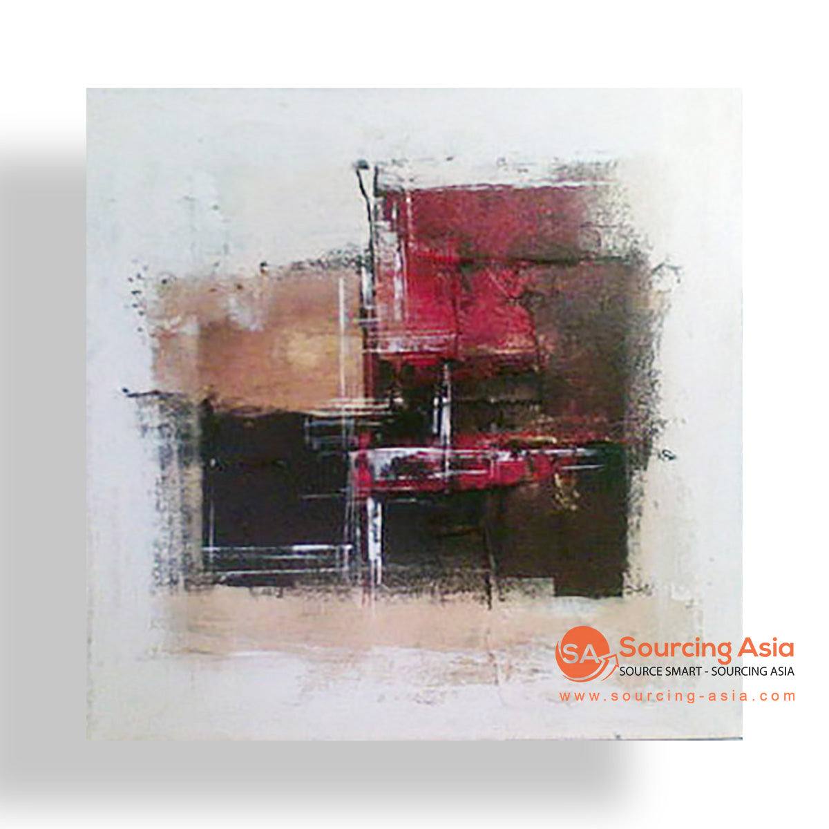 MYS222 ABSTRACT PAINTING