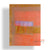 MYS230 ABSTRACT ORANGE PAINTING