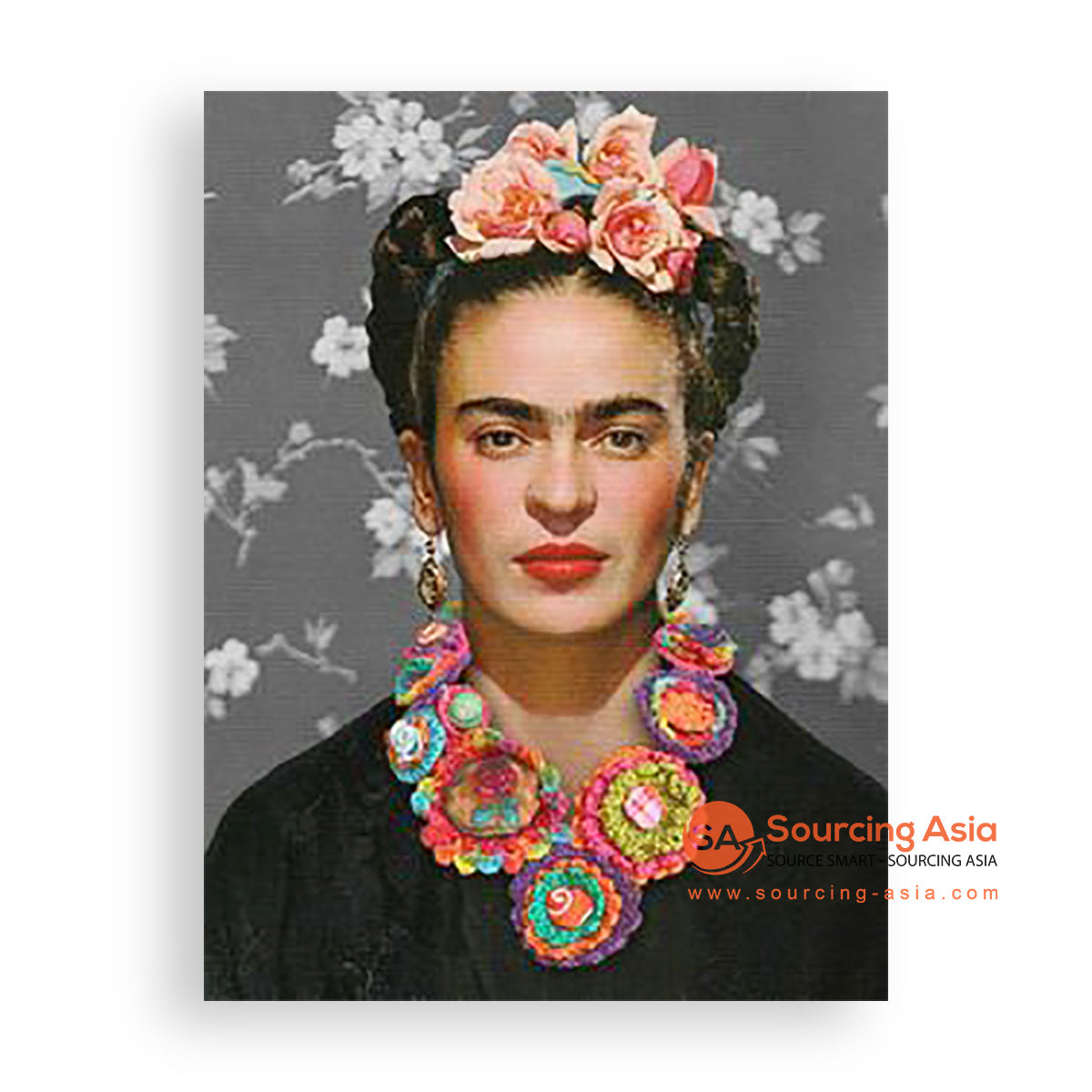 MYS356 THE FRIDA FIGURE PAINTING