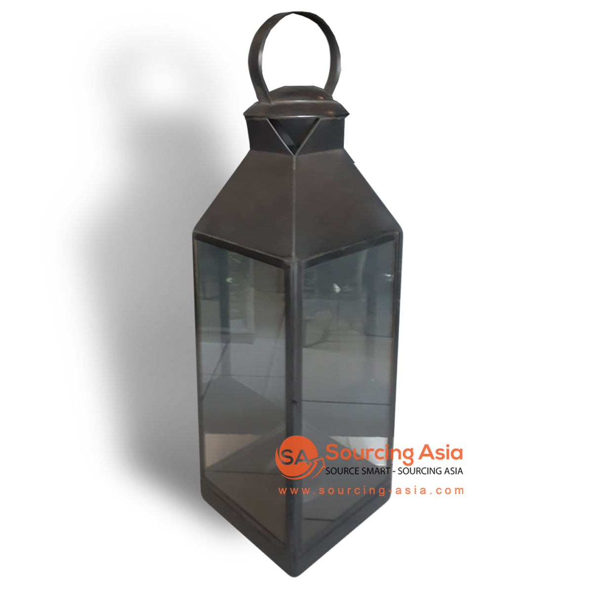 ODE036-1 COPPER LANTERN