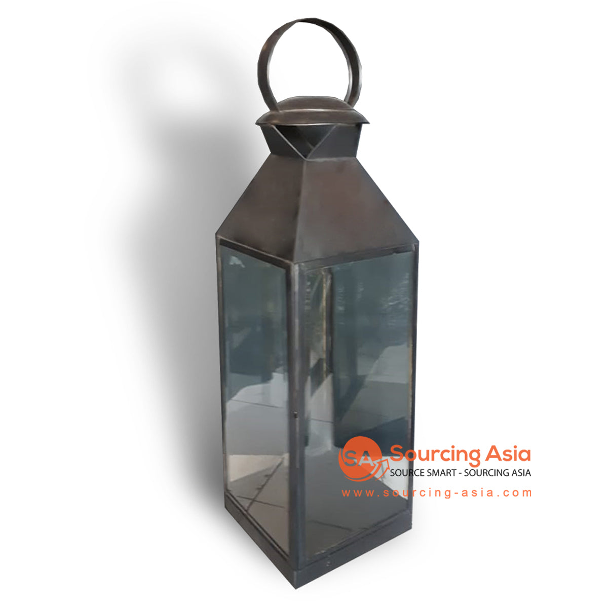 ODE036-2 COPPER LANTERN