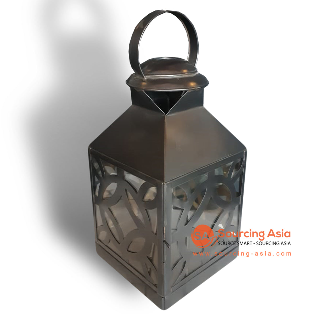 ODE042 COPPER LANTERN