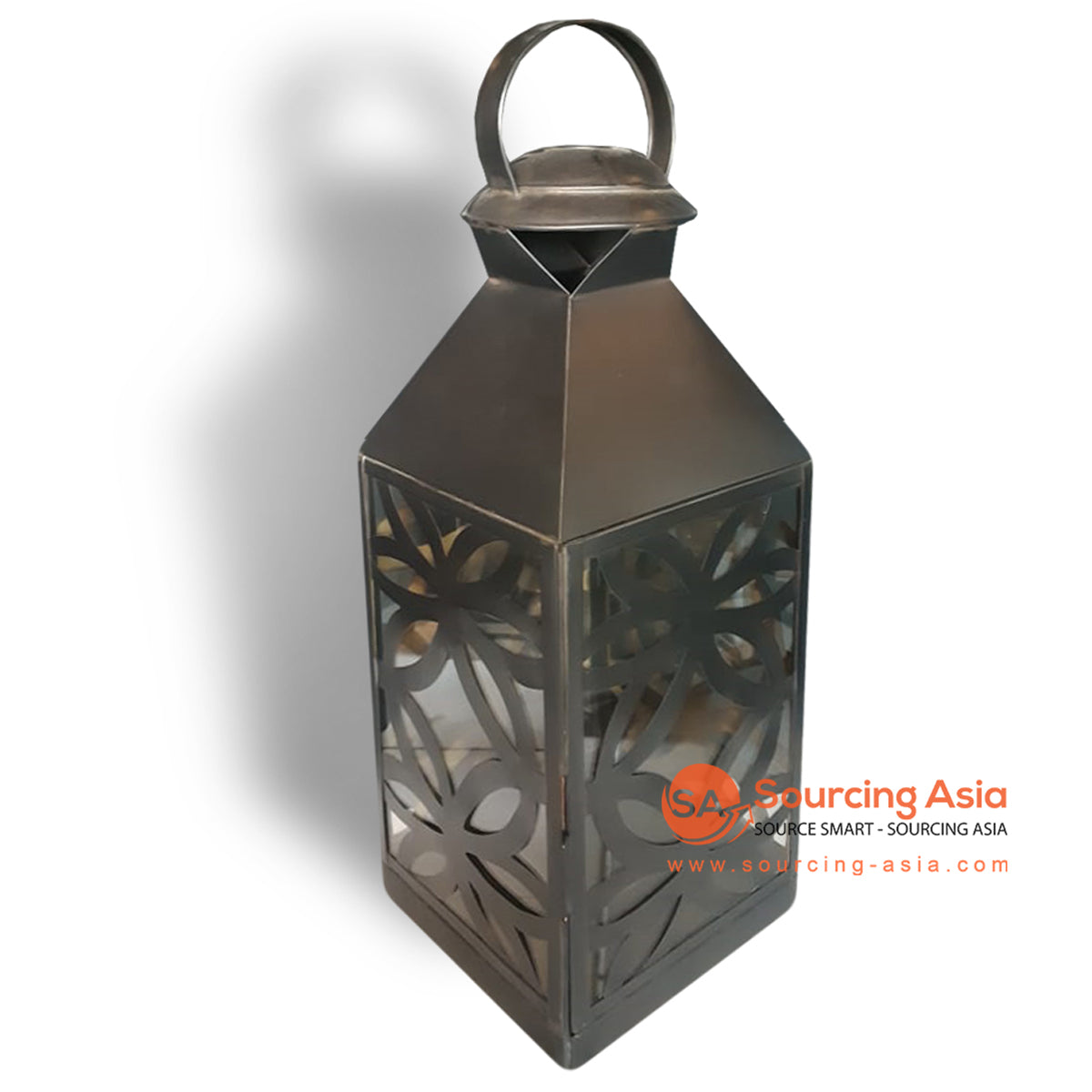ODE043 COPPER LANTERN