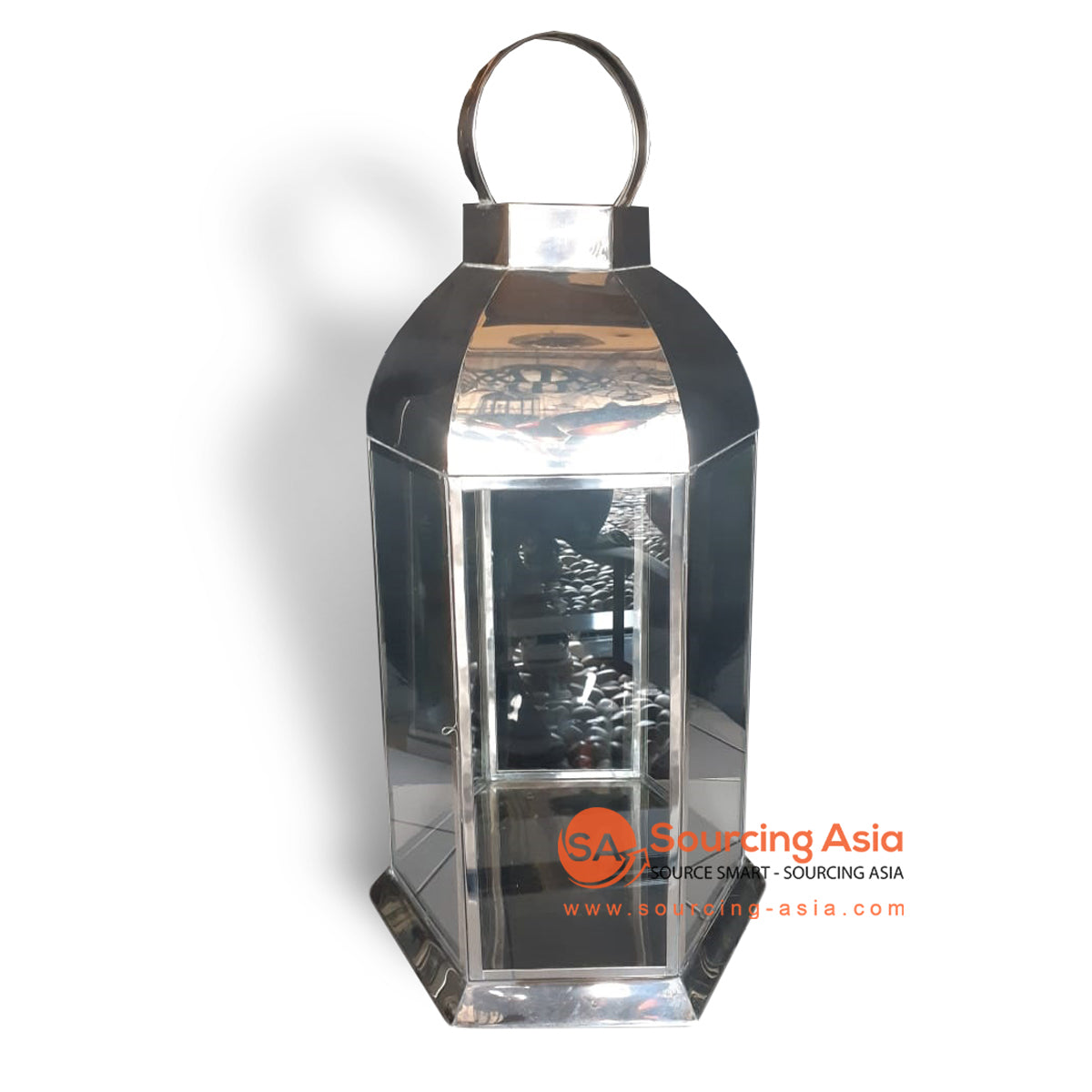 ODE045 COPPER LANTERN