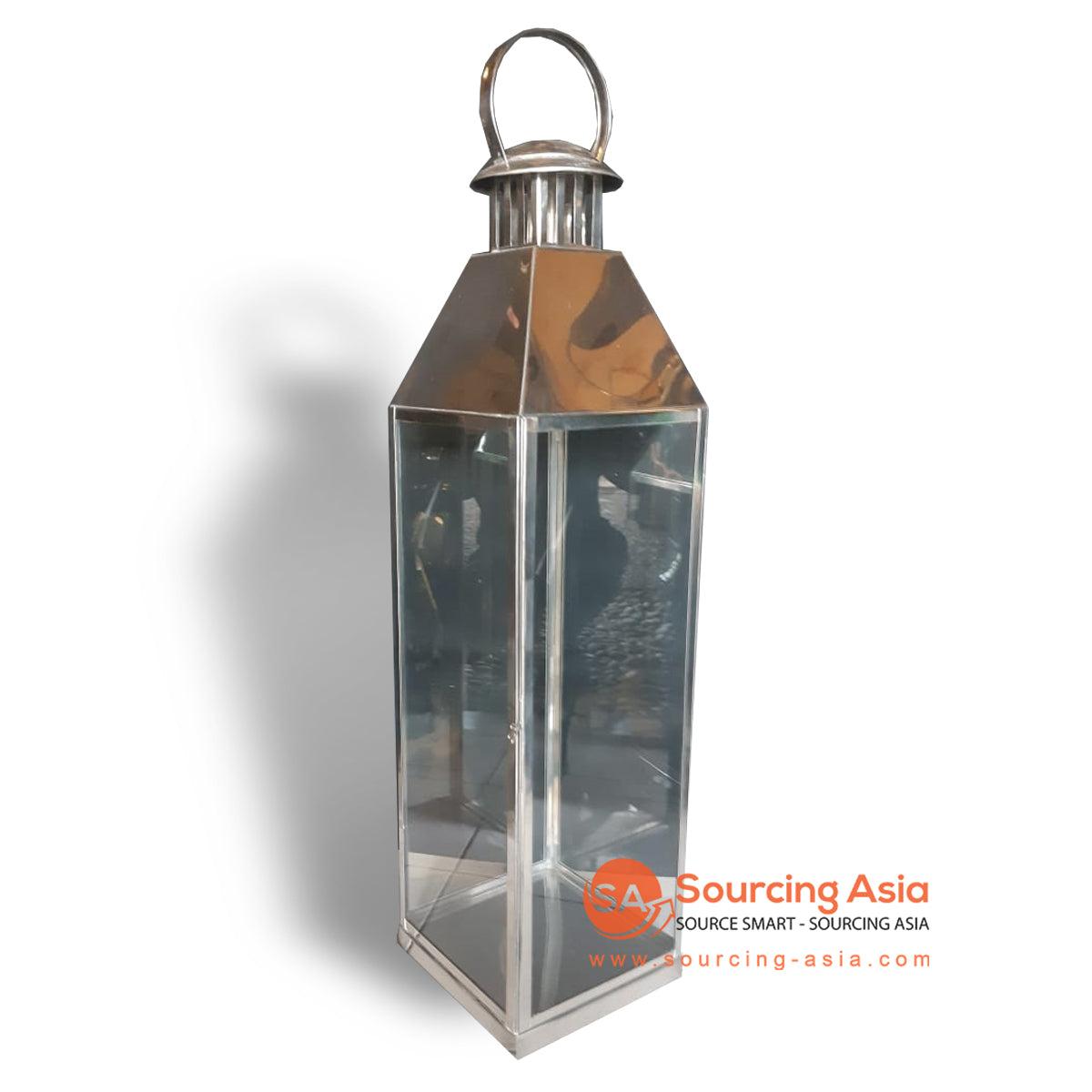 ODE046 COPPER LANTERN