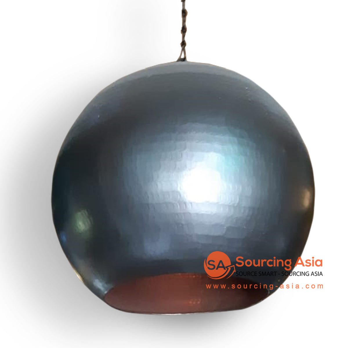 ODE051 BALL COPPER PENDANT LAMP