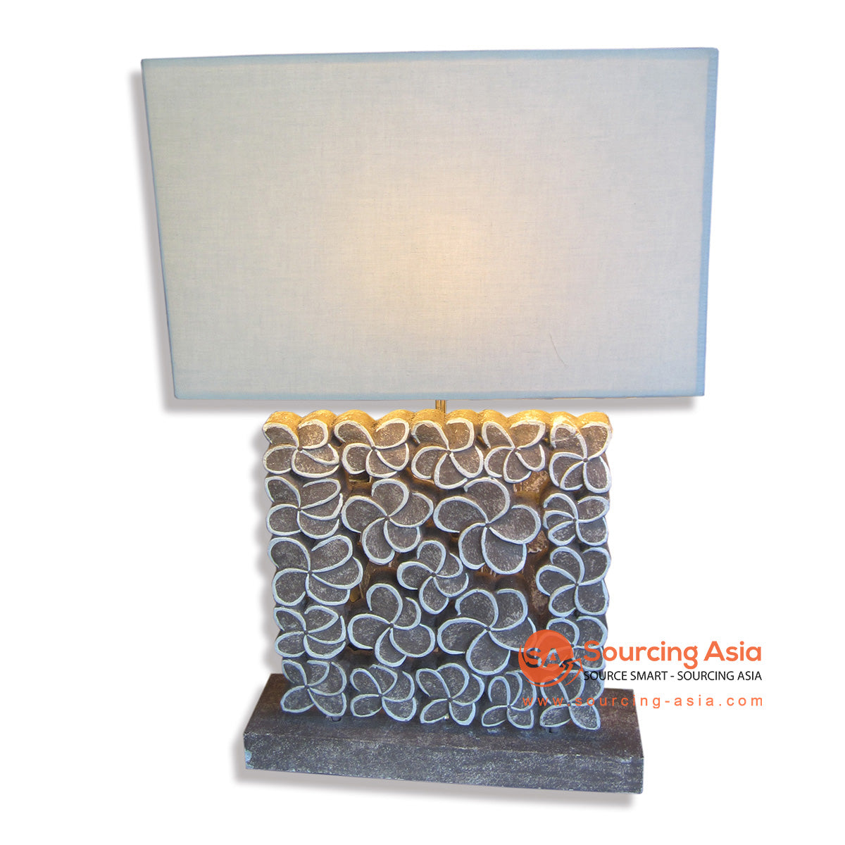 PIT005 FRANGIPANI TABLE LAMP