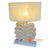 PIT031 WOODEN TABLE LAMP
