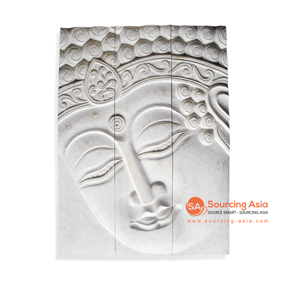 PNBD007-80CM BUDDHA WALL DECORATION