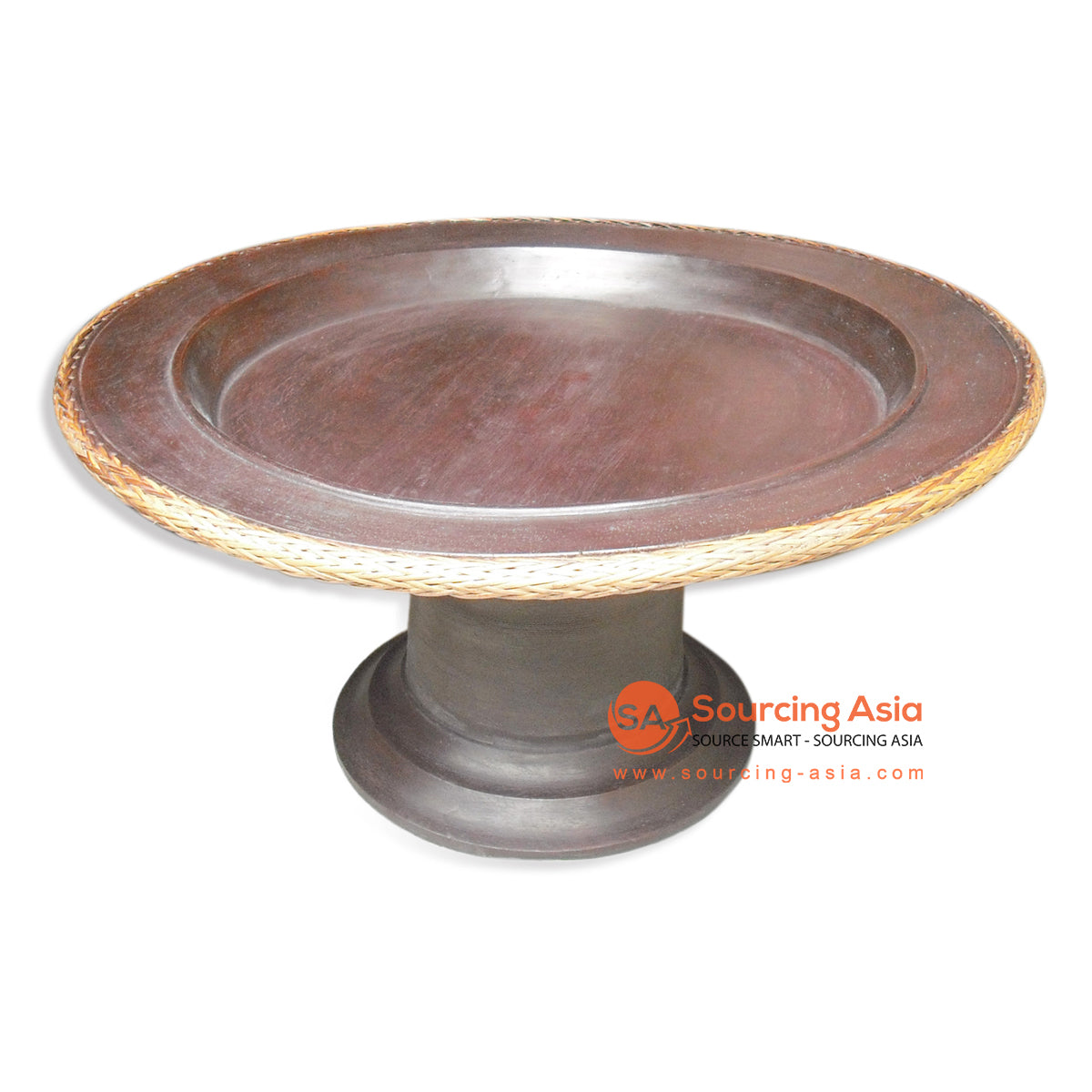 PPN011 WOODEN DULANG OFFERING TRAY