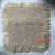 SHL048-1 NATURAL RAFFIA SQUARE RUG WITH FRINGE