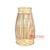 SHL062-3 NATURAL BAMBOO WOOD PENDANT LAMP