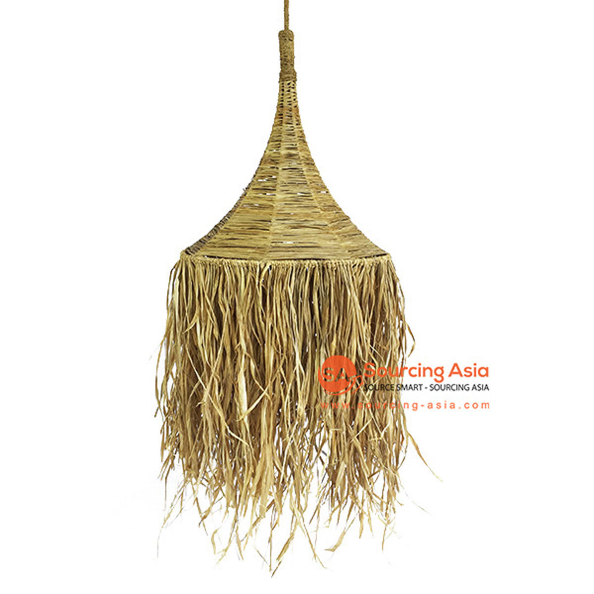 SHL063-5 NATURAL SEAGRASS LIGHTSHADE