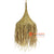 SHL063-5 NATURAL SEA GRASS PENDANT LAMP WITH FRINGE