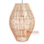 SHL064-10 NATURAL RATTAN PENDANT LAMP