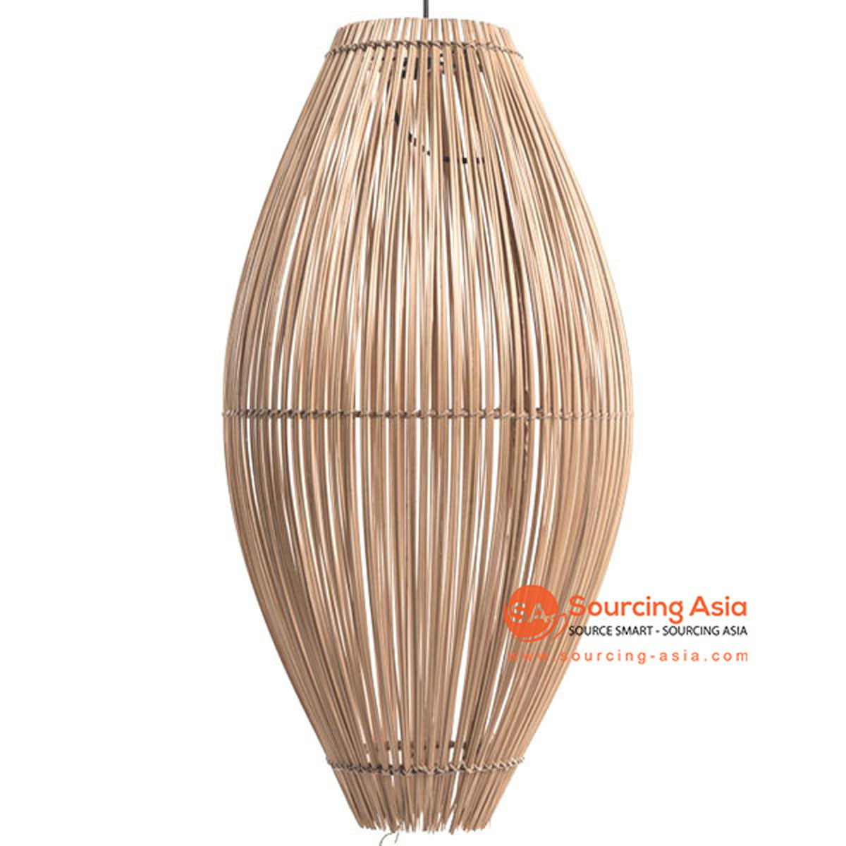 SHL064-11 NATURAL RATTAN PENDANT LAMP