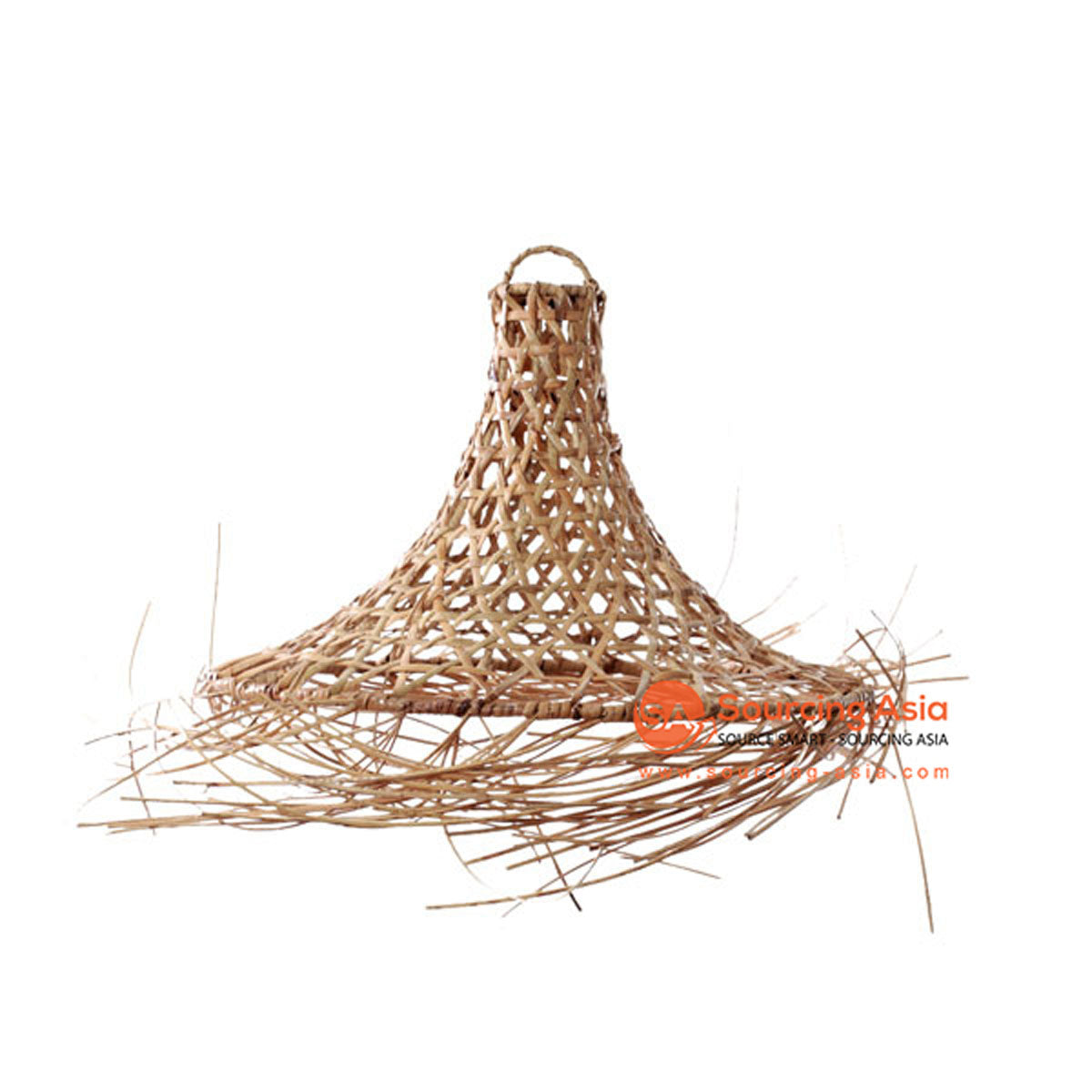 SHL064-13 NATURAL RATTAN PENDANT LAMP