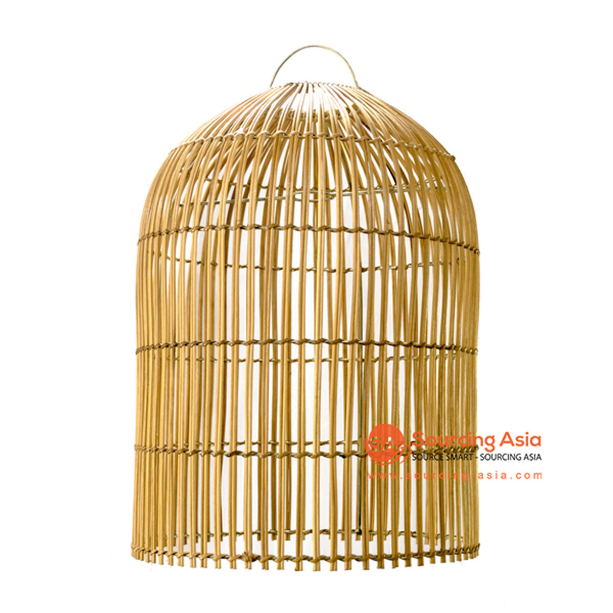SHL064-16 NATURAL RATTAN PENDANT LAMP