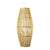 SHL064-18 NATURAL RATTAN PENDANT LAMP