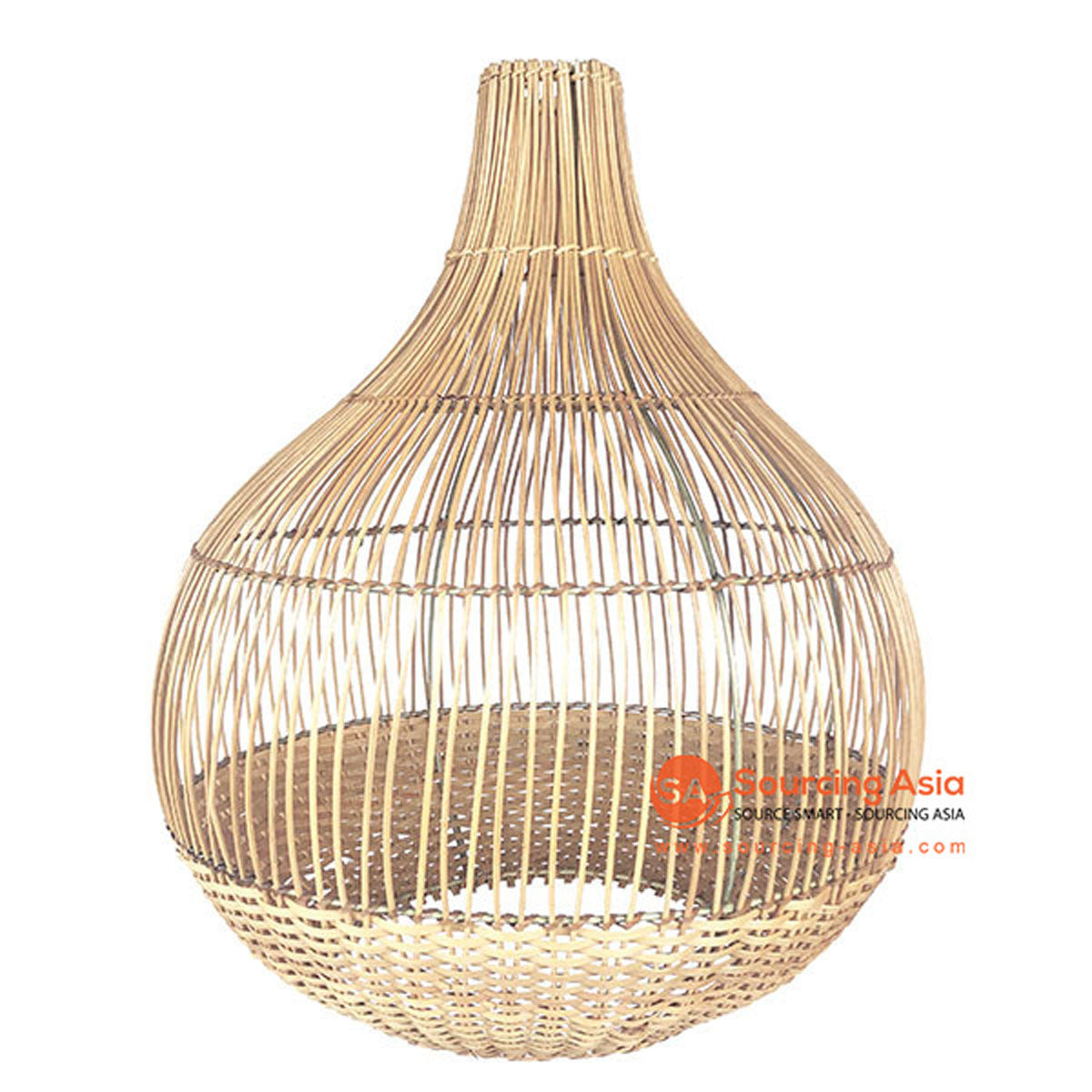 SHL064-1 NATURAL RATTAN PENDANT LAMP