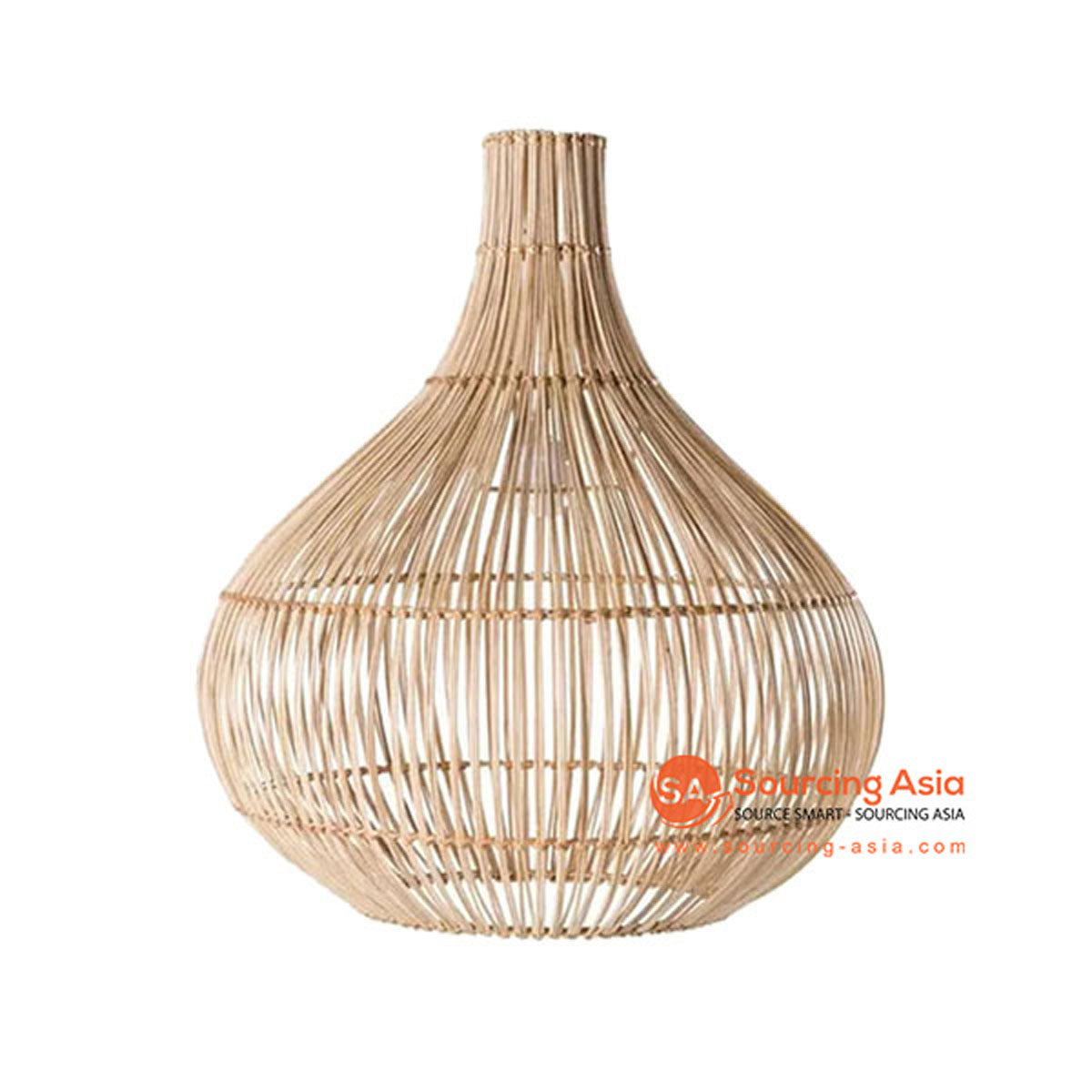 SHL064-7 NATURAL RATTAN PENDANT LAMP