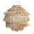 SHL064-9 NATURAL RATTAN PENDANT LAMP