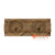 SHL075-11 WOODEN CARVED WALL HOOK