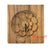 SHL075-14 WOODEN CARVED WALL HOOK