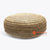 SHL138 NATURAL SEAGRASS POUFFES