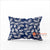 SHL165-13 BATIK STAMP CUSHION COVER